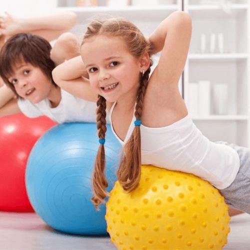 pilates infantil ingobe