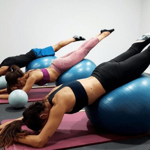 pilates ingobe